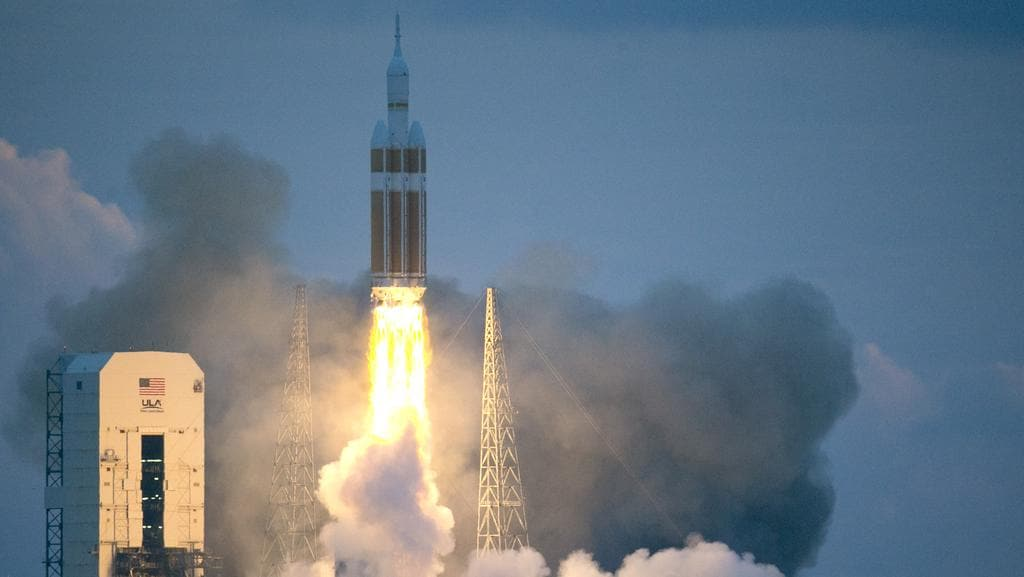 Nervous NASA prepares for second Orion shot | The Mercury