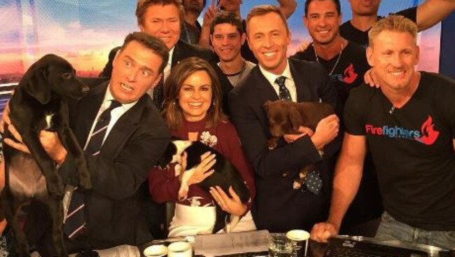 """""""Last day of the year!"""" Stefanovic celebrates the end of a bumpy year."""