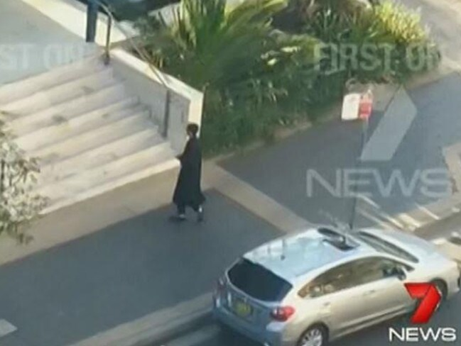 Parramatta shooter, 15-year-old Farhad Jabar.