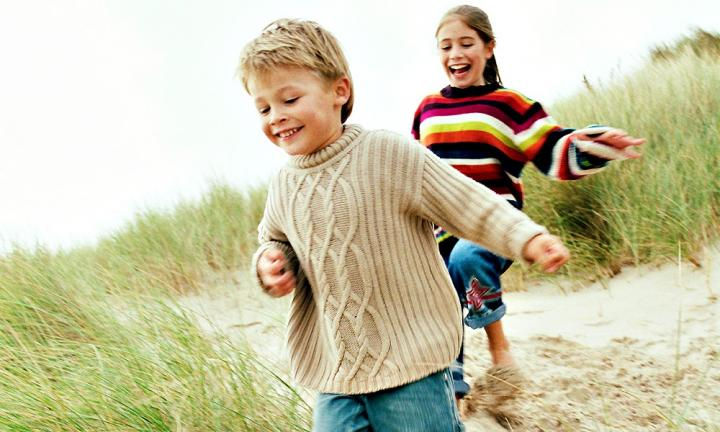 15 active games to get kids away from their screens