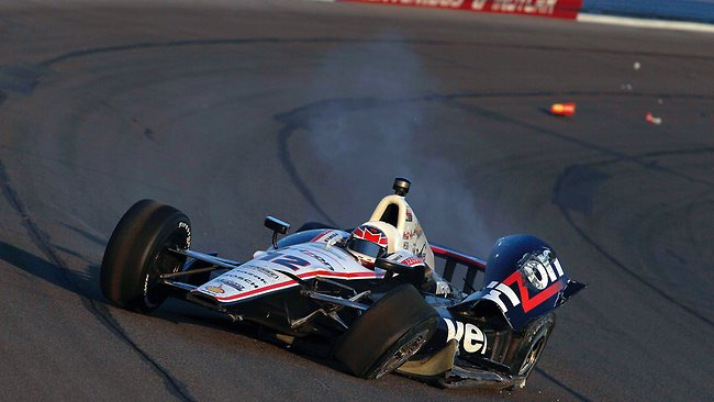 Will power is lost for answers after crashing out in for Motor vehicle crashes cost american