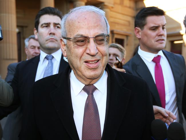 Obeid will be sentenced on December 15. Picture: Toby Zerna