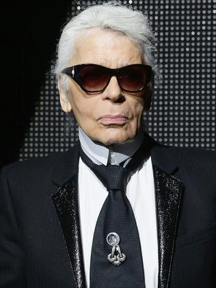 Designer Karl Lagerfeld. Picture: Vittorio Zunino Celotto/Getty