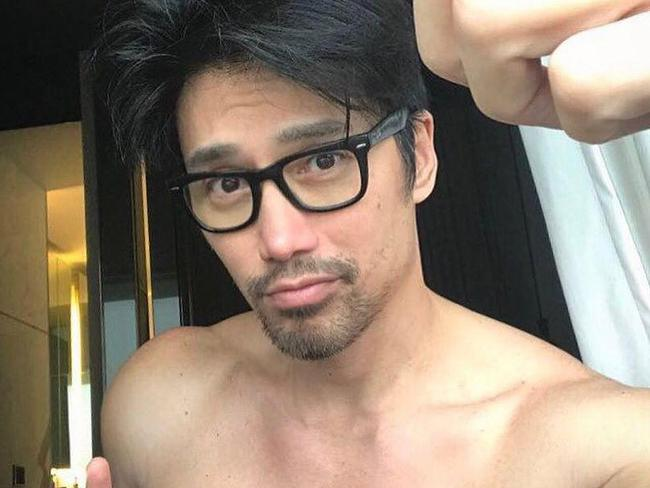 While he clearly works out a lot, ChuanDO is yet to reveal how he manages to keep his boyish looks. Picture: Instagram