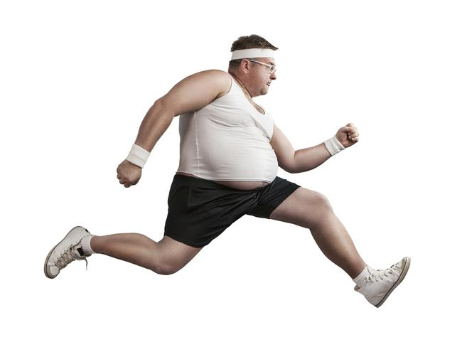 Being an older male in a regional area increases your chances of being overweight or obese. Picture Nastco