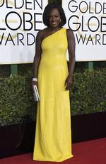 Viola Davis attends the 74th Annual Golden Globe Awards at The Beverly Hilton Hotel on January 8, 2017 in Beverly Hills, California. Picture: AP