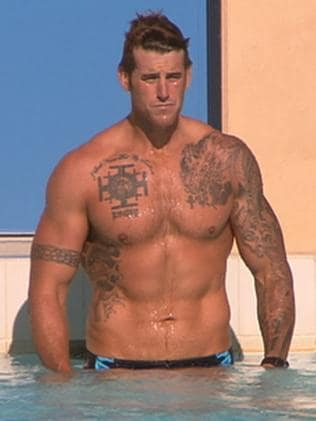 VC winner Ben Roberts-Smith. Picture: Channel Seven