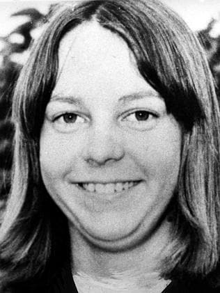 Robin Jeanne Hoinville-Bartram, 19, was travelling with Anita Cunningham in 1972. Her skeletal remains were found in west of Charters Towers. She'd been shot.