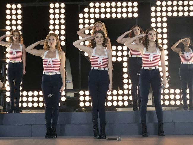 Pitch Perfect 3 Doesn't Really Care If It Makes Sense Anymore