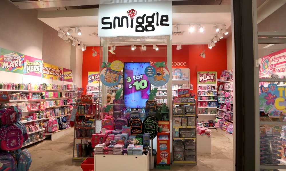 Bad news for Smiggle fans ahead of Christmas