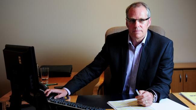 Adelaide CEO Steven Trigg will join Carlton next month.