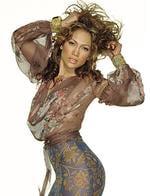 <p>Singer and actress Jennifer Lopez.</p>