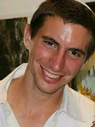 Missing ... Israeli Army 2nd. Lieutenant. Hadar Goldin, 23 from Kfar Saba, central Israel. Picture: AP Photo/ YNet News