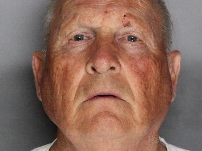 Joseph James DeAngelo — suspect in the East Area rapes and the Golden State murders. Picture: Sacramento County Sheriff's Office/AP