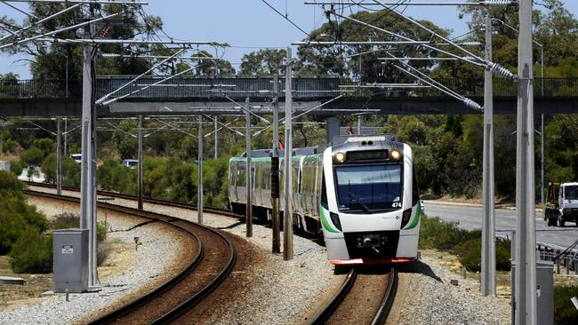 A rail line to Ellenbrook could be 30 years away.