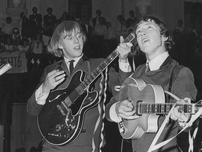 George Young Dead At 70 Easybeats Member Who Co Wrote