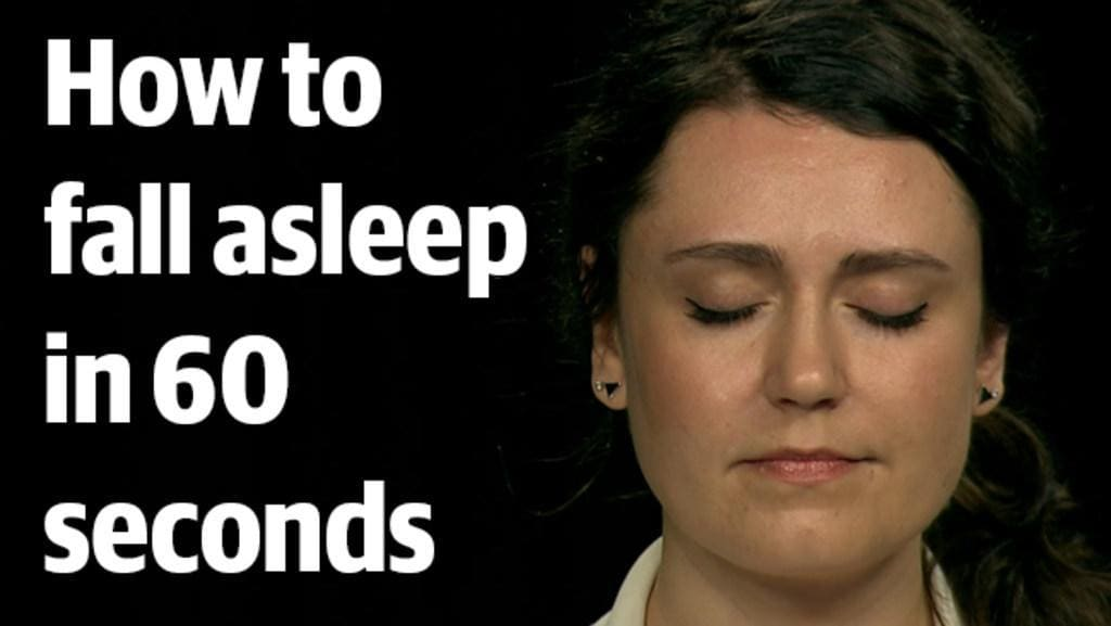 Ask a gp is it ok to have a nap how to fall asleep in 60 seconds037 ccuart Gallery