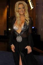 Brynne at the 2009 Brownlow Medal at Crown. Picture: Fiona Hamilton