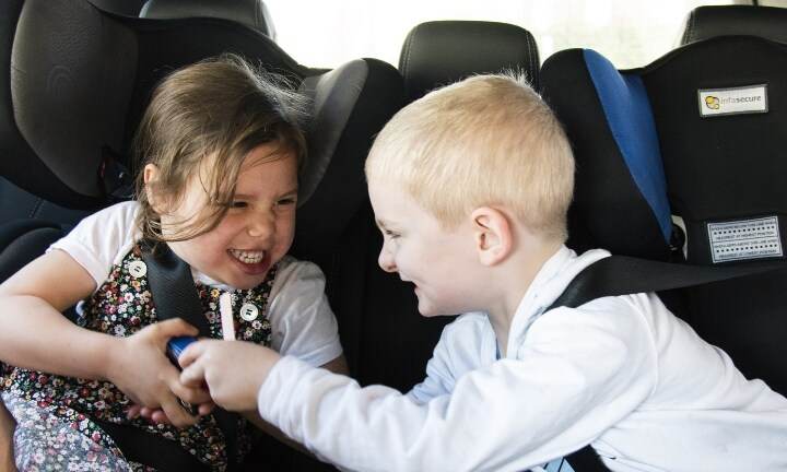 The new product set to take the headache out of car trips with kids