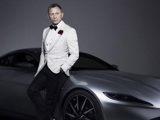 Carsguide 8644m James Bond Aston Martin DB10 2016