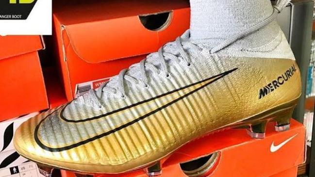 Mercurial Superfly V Quinto Triunfo CR7