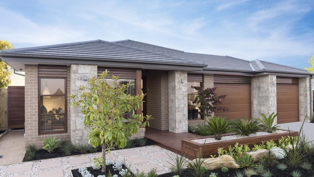 A Four Bedroom Design By Simonds Homes Will Be One Of 10 Display Homes At