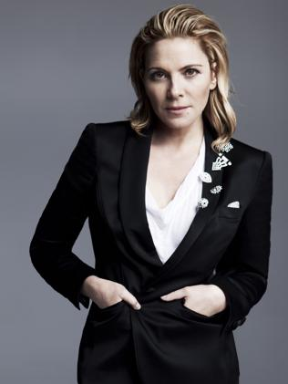 Kim Cattrall in October 2012.