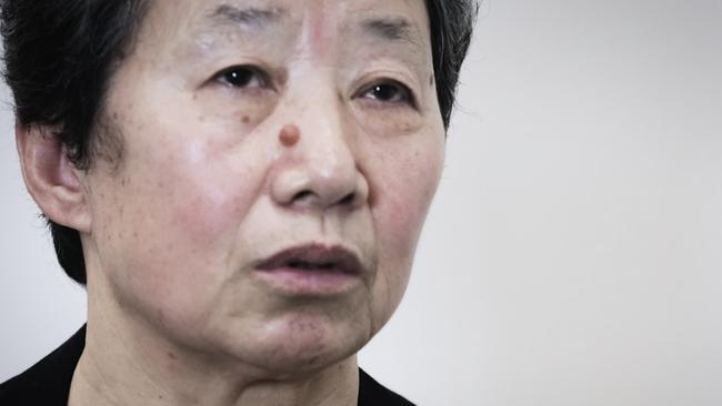 Grandmother Fengying Zhang, 66, was sent directly to a brainwashing centre where she was severely tortured after being arrested in her home for practising Falun Gong in 2014.