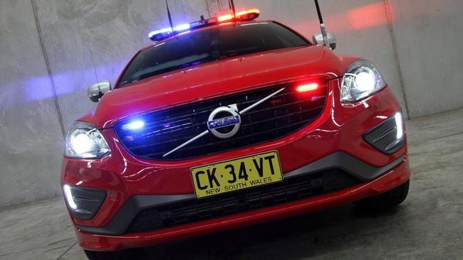 Police now have … Volvos! | news.com.au — Australia's #1 news site