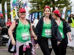 The fun and frivolity of the City to Surf. Picture: Matthew Poon