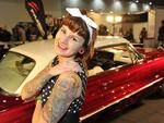 Australian Tattoo and Body Art Convention at the PCEC. Avalon Speed (24) of Waroona.