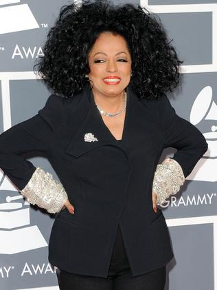 Singer Diana Ross hosted her son's wedding at her Connecticut home.