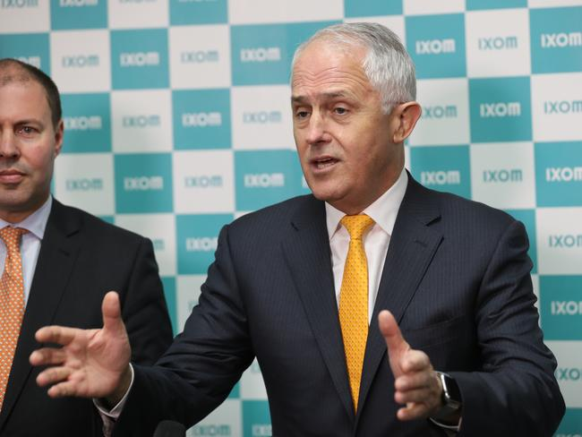 Prime Minister Malcolm Turnbull says Julie Bishop has no need to apologise. Picture: AAP