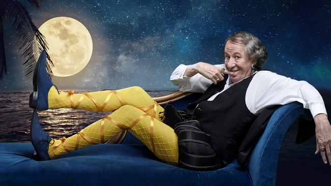 Geoffrey Rush stars in Twelfth Night for MTC.