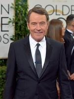 Golden Globes 2014 Red Carpet arrivals at the Beverly Hilton: Breaking Bad's Bryan Cranston. Picture: AP
