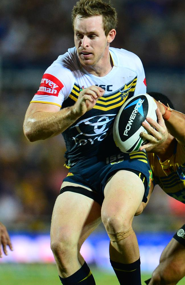 Michael Morgan has expertly filled the shoes of Lachlan Coote for the Cowboys.,
