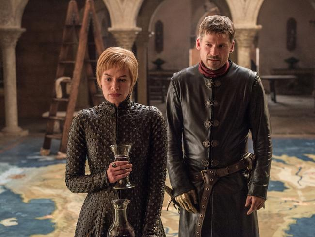 Littlefinger doesn't care who wins — so long as it's Sansa. Picture: Supplied