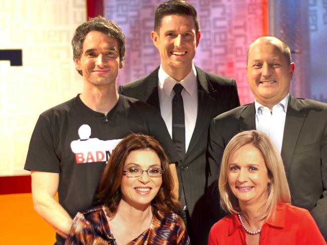 Dee Madigan was a regular panellist on the ABC's Gruen programs. Picture: Supplied