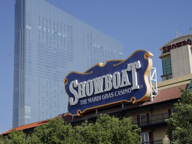 Showboat has also closed down after 27 years, axing more than 2000 jobs.