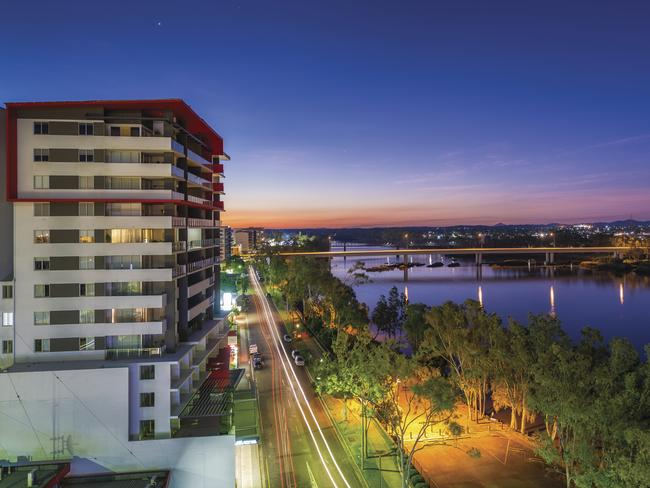 Cosmopolitan Motel And Serviced Apartments