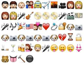 HINT: The career trajectory of a famous '00s pop star. Note the abundance of tongue emojis.
