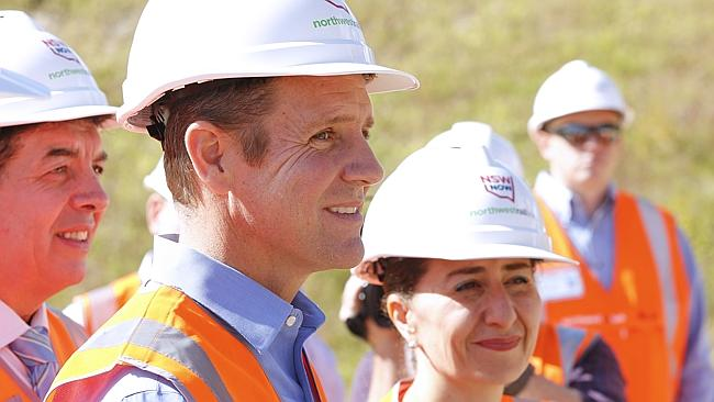 NSW 'crying out' for infrastructure