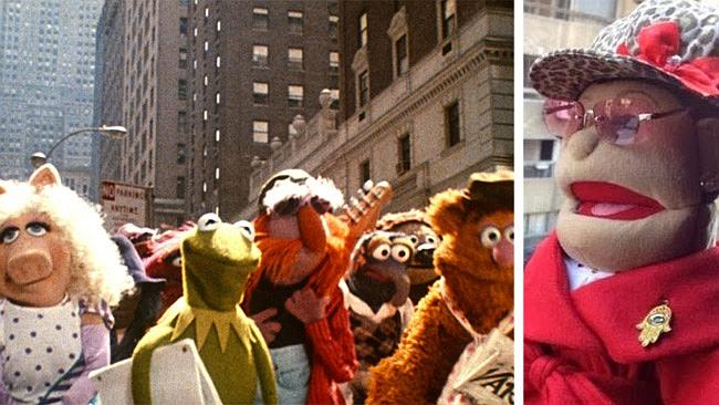 Abla Fahita ... the latest front to a world-wide Muppet conspiracy?