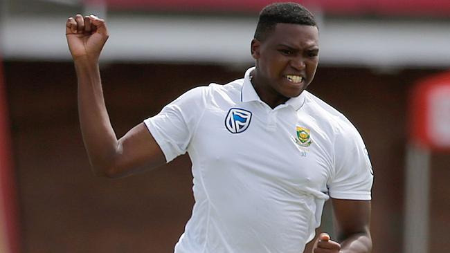 Lungi Ngidi can emerge from Kagiso Rabada's shadow in Cape Town.