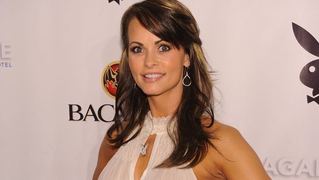 Karen McDougal. Pic: Getty
