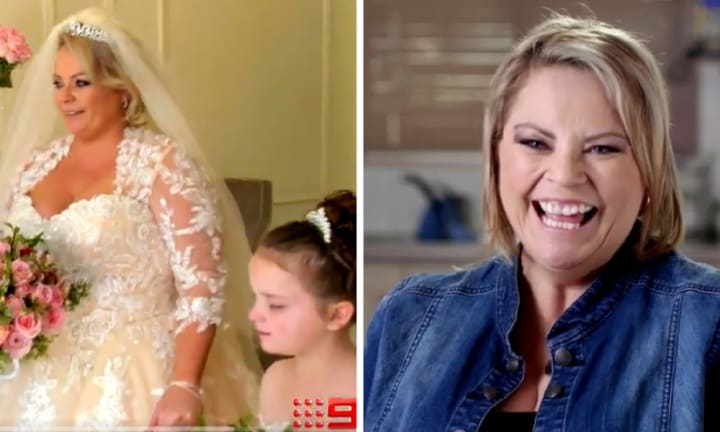 'Why I brought my kids on Married At First Sight'