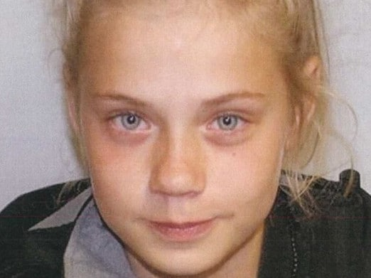 10-year-old Zahkaya Wooster missing from Hastings.