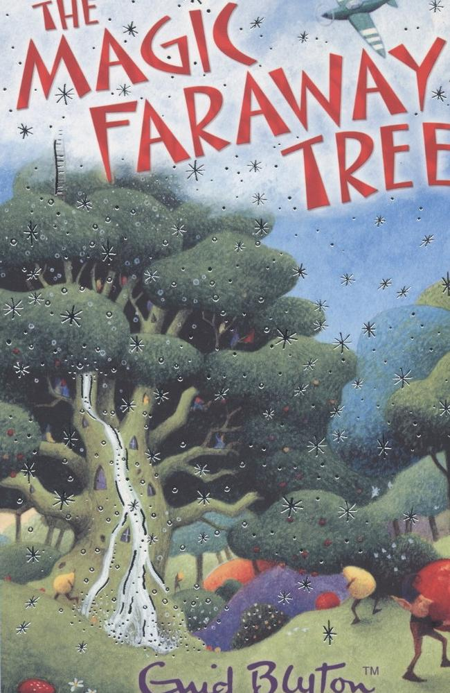 Enid Blyton's classic 'The Magic Faraway Tree' books are ...