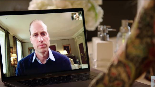 Skyping with a Royal (and Prince William).