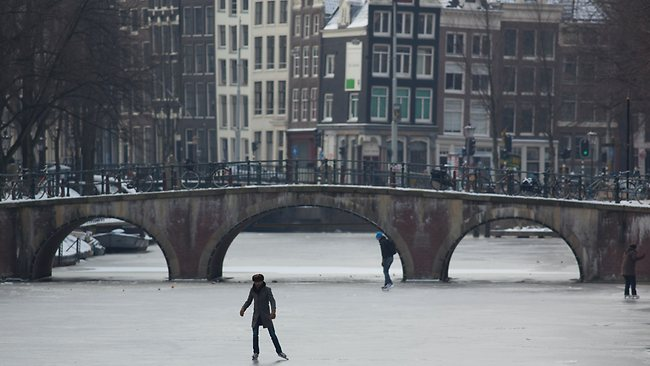 Amsterdam was named the world's second best city in the Economist Intelligence Unit's Best Cities Index